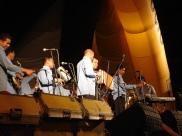 Alfredo Gutierrez y su conjunto en el Carnaval deRiosucio