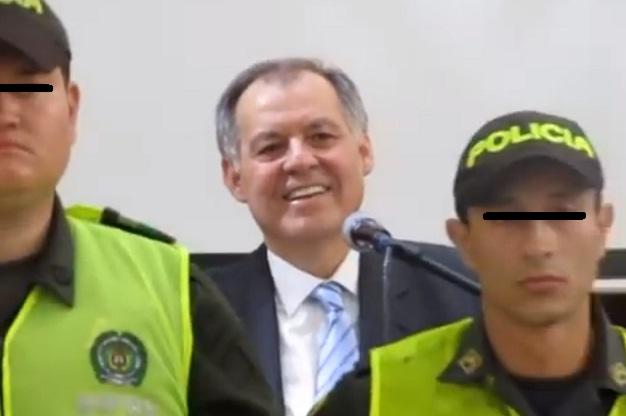 Procurador de Colombia Alejandro Ordonez Manizales 14 de marzo de 2014