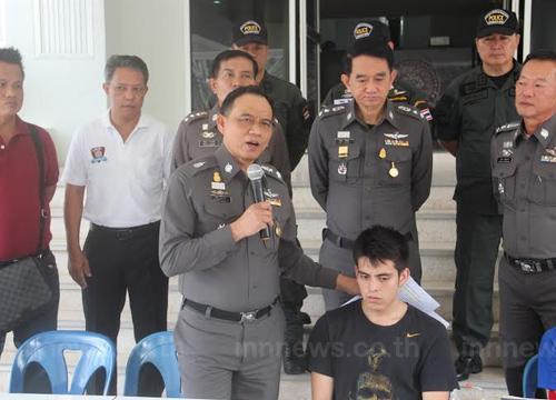 Daniel Guerrero arrestado en junio 2015 por ladron