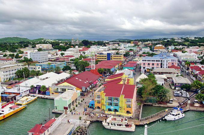Hafen Antigua